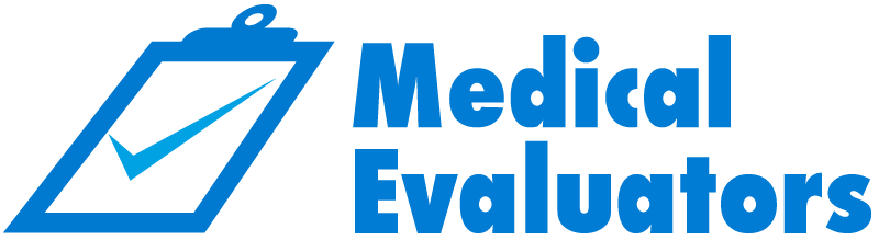 Medical Evaluators Logo